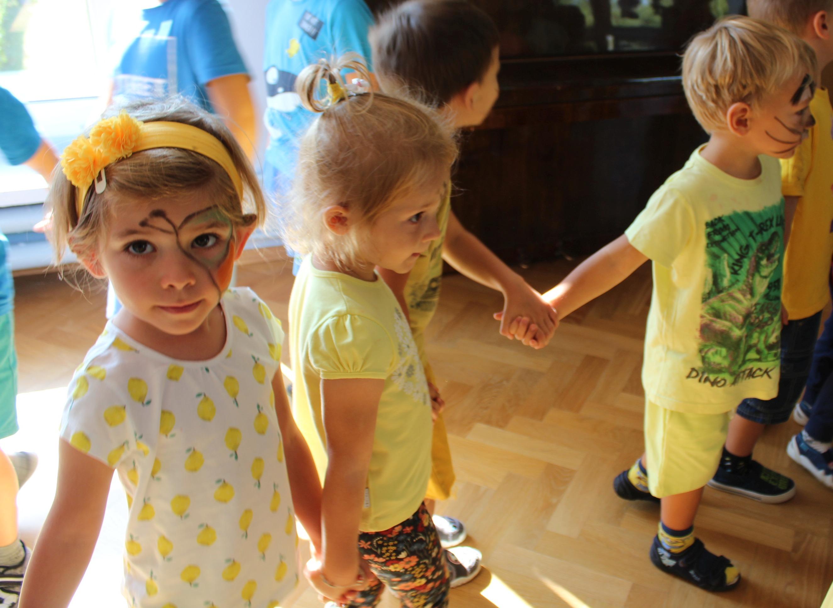 Dzień Dziecka w Bajkowej Trójeczce