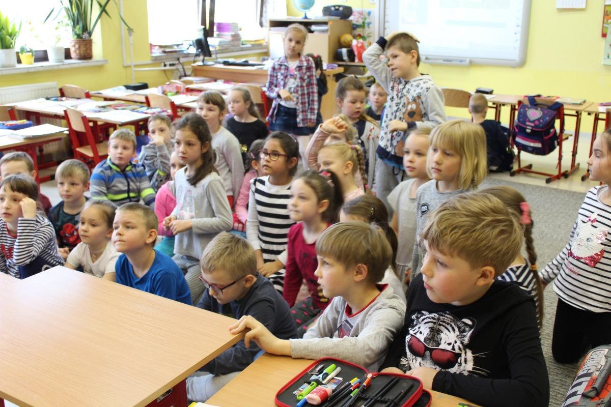 Krasnoludki w szkole