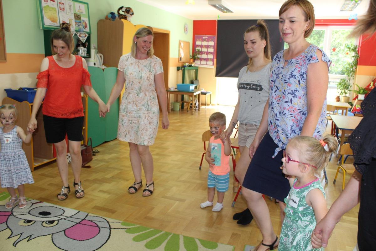 Dzień otwarty dla dzieci nowo przyjętych do przedszkola