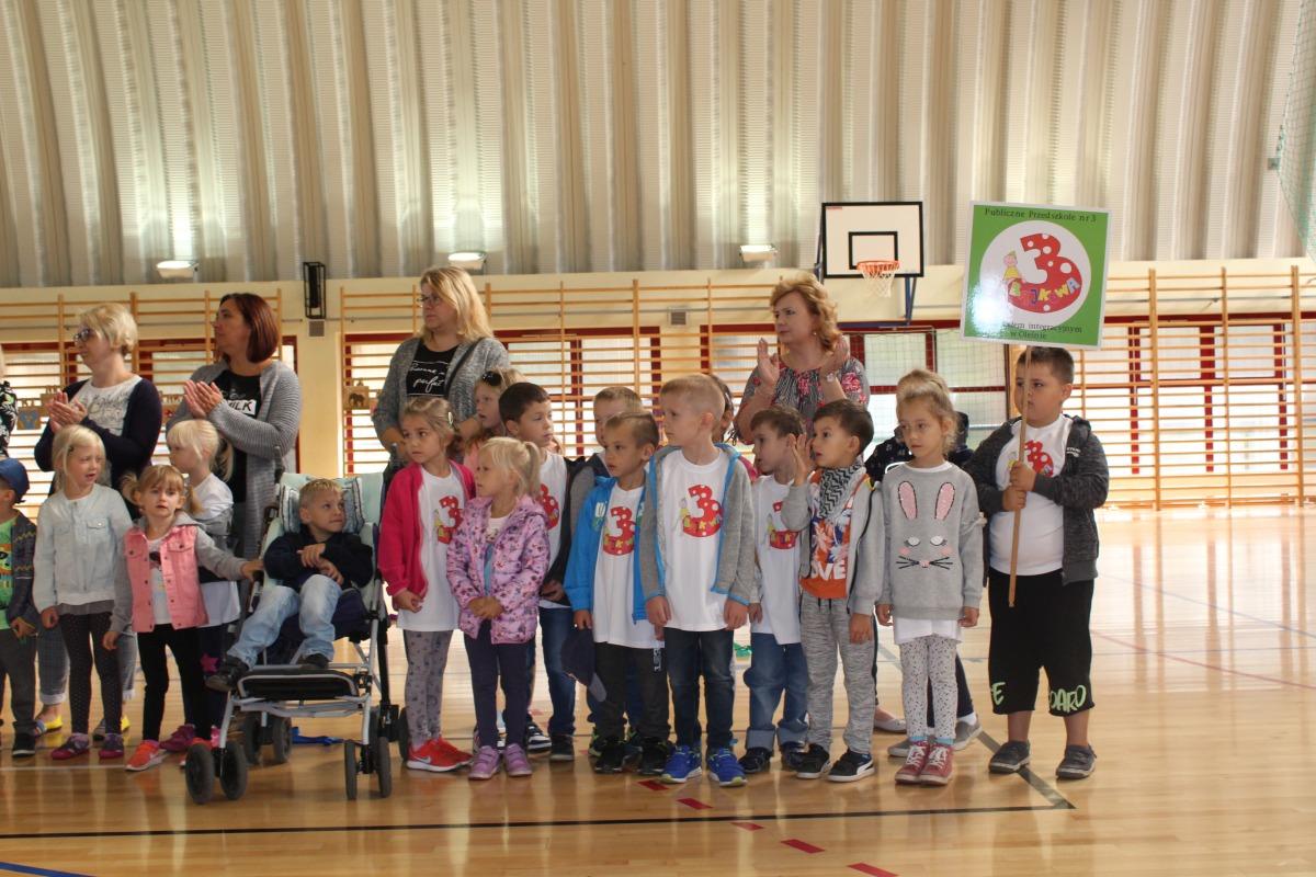 Plener artystyczno-sportowy dla niepełnosprawnych w Oleśnie
