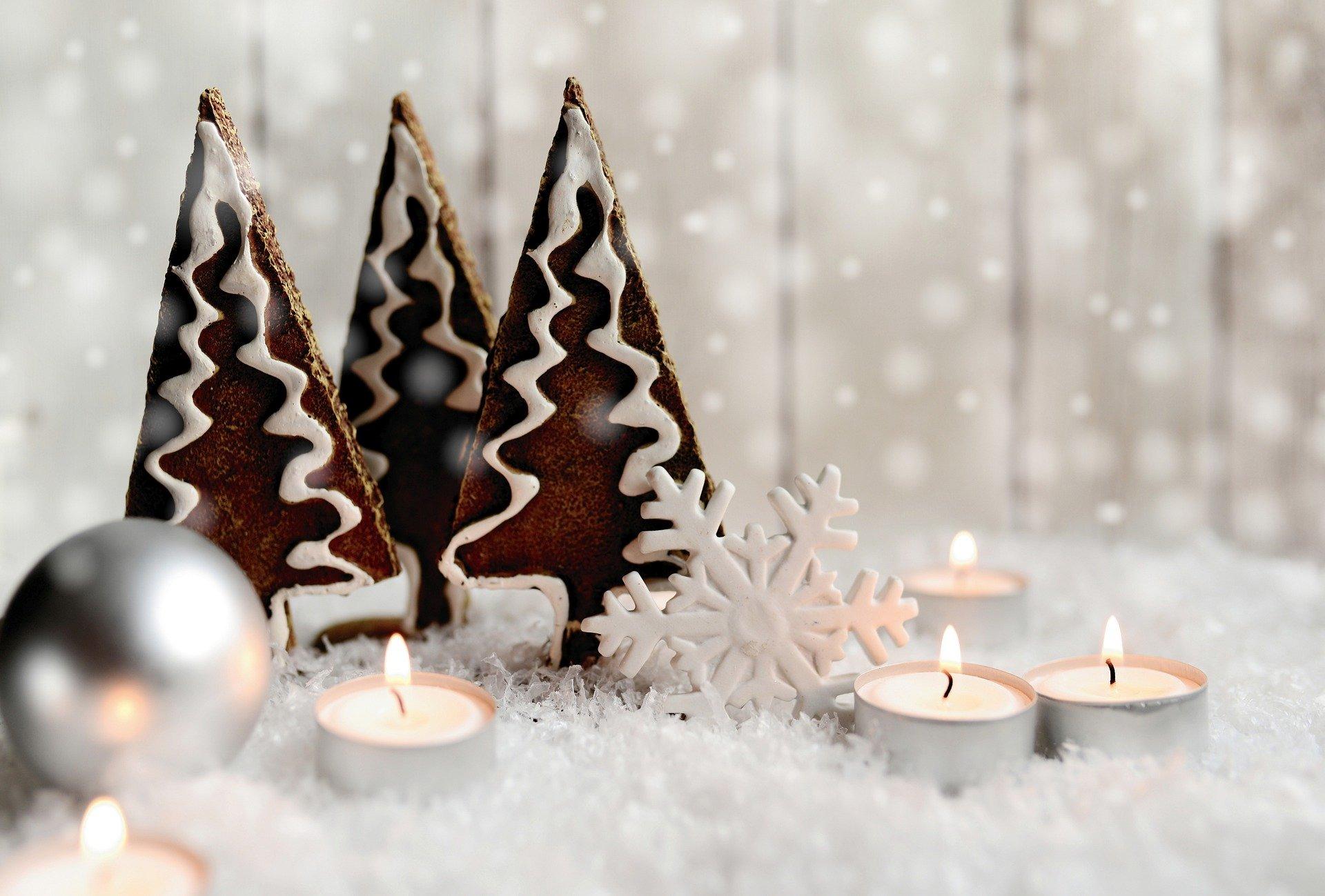 Świąteczne inspiracje - zimowe