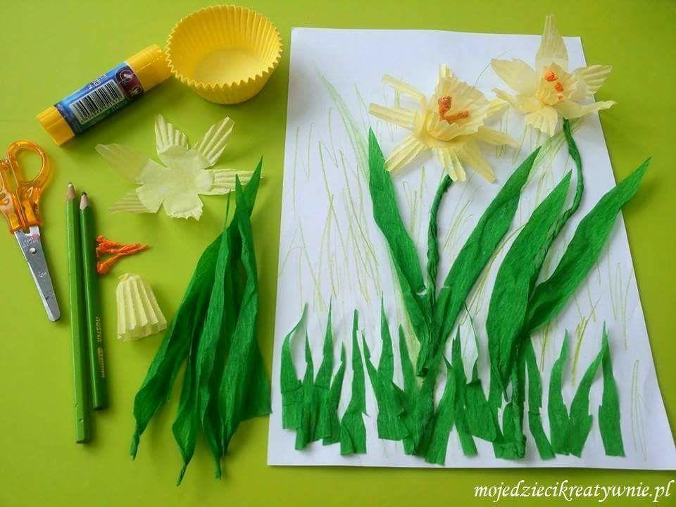 Wiosenne zabawy i inspiracje