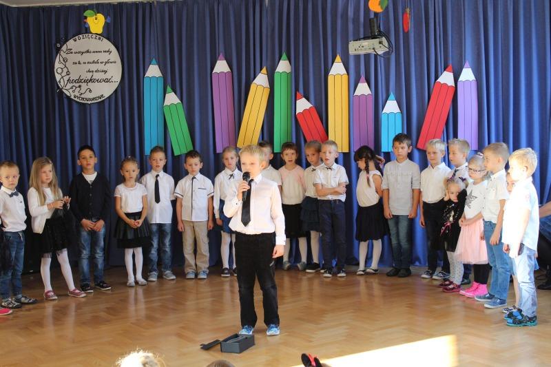 Dzień Edukacji Narodowej w przedszkolu nr 3 w Oleśnie