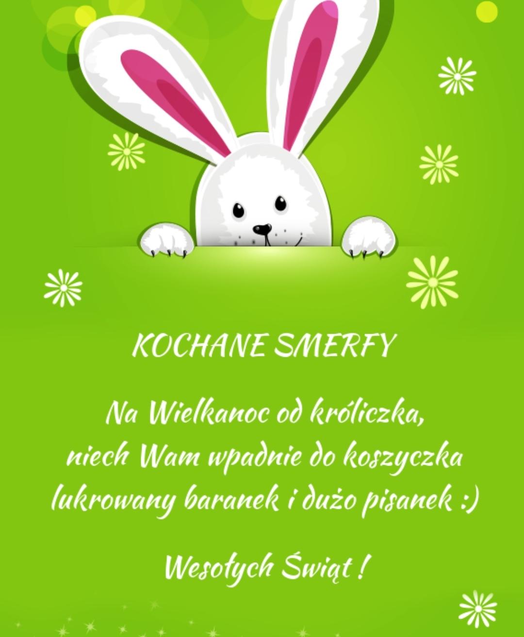 SMERFY- Nadchodzi Wielkanoc...