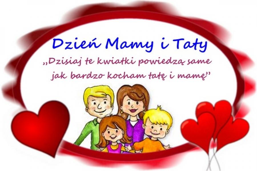 Dzień Matki i Dzień Ojca u Krasnoludków!