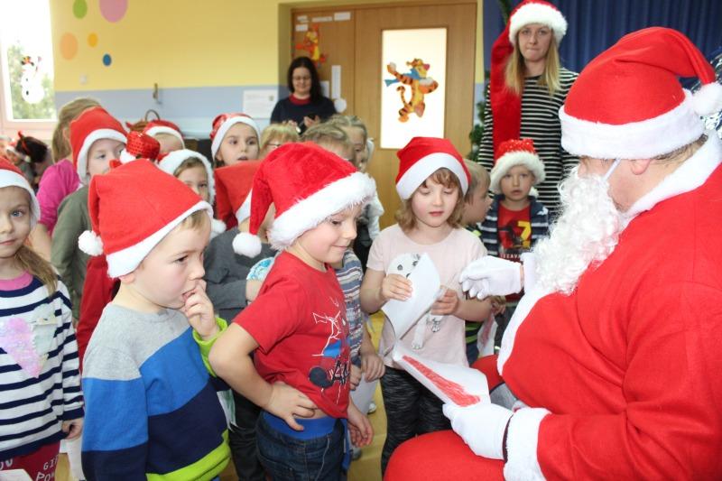 Święty Mikołaj w Bajkowej Trójeczce