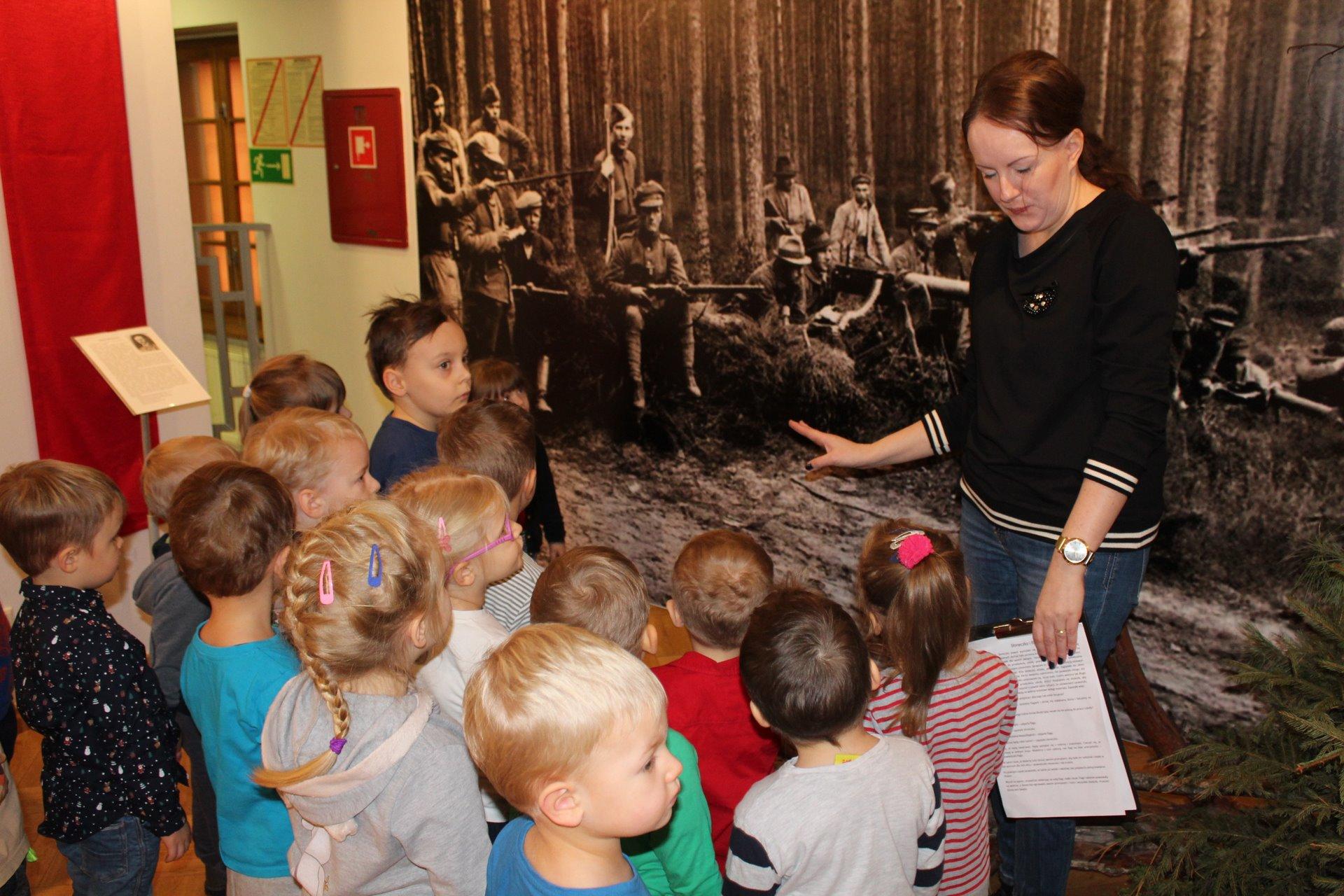 Wizyta w oleskim Muzeum Regionalnym